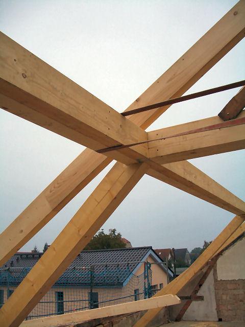 Zimmerei die axt in dresden dachkonstruktion for Raumgestaltung dresden